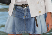Vittoria Puccini Denim Skirt