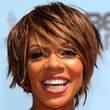 Wendy Raquel Robinson Hair - Layered Razor Cut