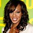 Wendy Raquel Robinson Hair - Long Curls with Bangs