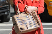 Whitney Port Studded Tote