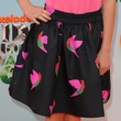 Willow Shields Knee Length Skirt