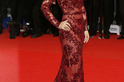 Cheryl Cole Beaded Dress