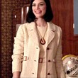 Mad Men Tweed Coat