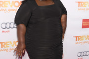 Gabourey Sidibe Little Black Dress