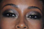 Yaya DaCosta Smoky Eyes