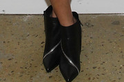 La La Anthony Ankle boots