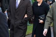 Zara Phillips Evening Coat