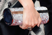 Zhang Ziyi Hard Case Clutch