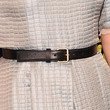 Zooey Deschanel Accessories - Leather Belt
