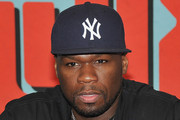 50 Cent Team Baseball Cap