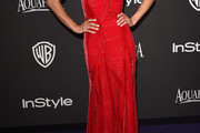 Jessica Szohr Evening Dress
