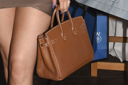 Kylie Jenner Leather Tote