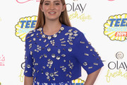 Willow Shields Embellished Top