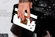 Jennifer Connelly Box Clutch