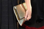 Rose McIver Metallic Clutch