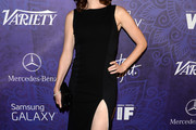 Betsy Brandt Little Black Dress