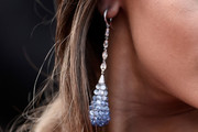 Jourdan Dunn Gemstone Chandelier Earrings