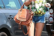 Alessandra Ambrosio Cross Body Tote