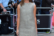 Jenna-Louise Coleman Cocktail Dress