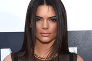 Kendall Jenner Layered Cut