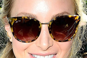 Whitney Port Cateye Sunglasses