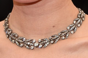 Allison Williams Diamond Collar Necklace