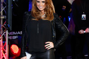 Katie Price Zip-up Jacket