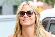 Heidi Klum Cateye Sunglasses