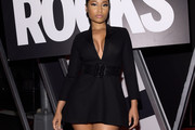 Nicki Minaj Little Black Dress