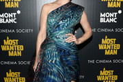 Rachel McAdams One Shoulder Dress