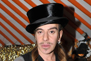 John Galliano Top Hat