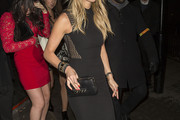 Alex Curran Little Black Dress
