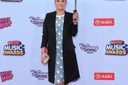 Kelly Osbourne Evening Coat