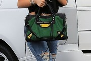 Kylie Jenner Canvas Tote