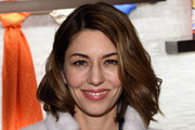 Sofia Coppola Medium Wavy Cut