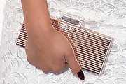 Shay Mitchell Box Clutch