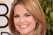 Savannah Guthrie Mid-Length Bob