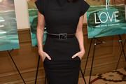Mary Steenburgen Little Black Dress