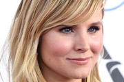 Kristen Bell Medium Straight Cut with Bangs