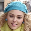 The Carrie Diaries Crocheted Beret