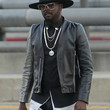 will.i.am Leather Jacket