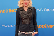 Gwen Stefani Fitted Jacket