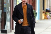 Hayden Christensen Pea Coat