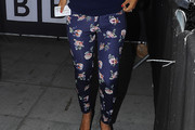Rochelle Humes Print Pants