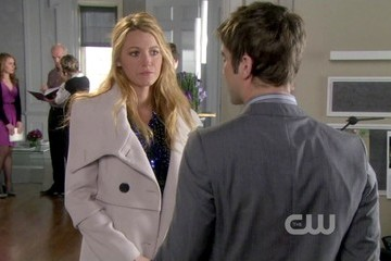 Blake Lively Chace Crawford Gossip Girl Season 5 Episode 20