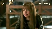 Apparently back in 2002, Emily VanCamp's 'Revenge' character rocked the blunt bangs currently favored by Jessica Biel.