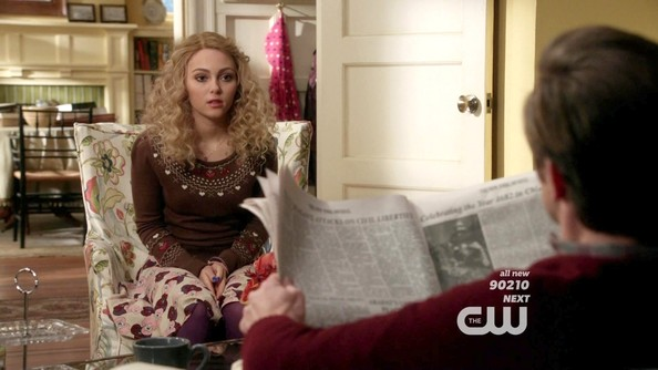 More Pics of AnnaSophia Robb Evening Pumps (1 of 13) - The Carrie Diaries Lookbook - StyleBistro