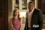 Rachel Bilson and Cress Williams Photo