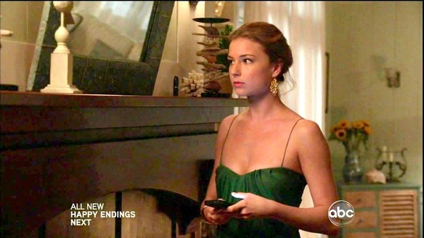 More Pics of Emily VanCamp Evening Dress (1 of 17) - Emily VanCamp Lookbook - StyleBistro
