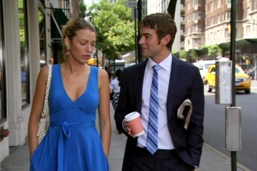 Blake Lively Chace Crawford Gossip Girl Season 6 Episode 2